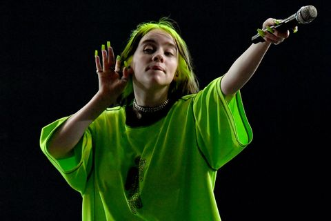 Billie Eilish Drops New Song 'Everything I Wanted'