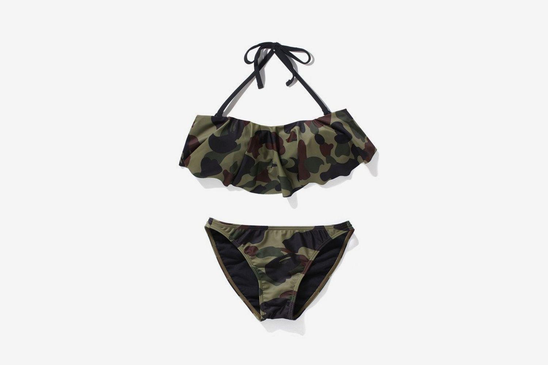 1st Camo Swimwear