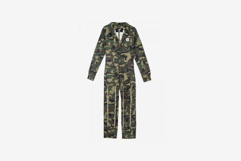 Uniform Boiler Suit