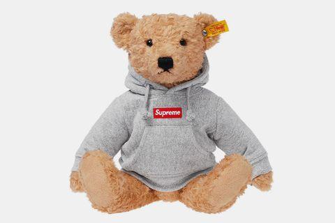 supreme steiff bear release date more info
