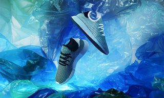 Here's How to Cop the Parley x adidas Deerupt Colorways