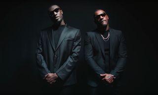 "Stormzy & Idris Elba Take Over London in New ""Vossi Bop"" Video"