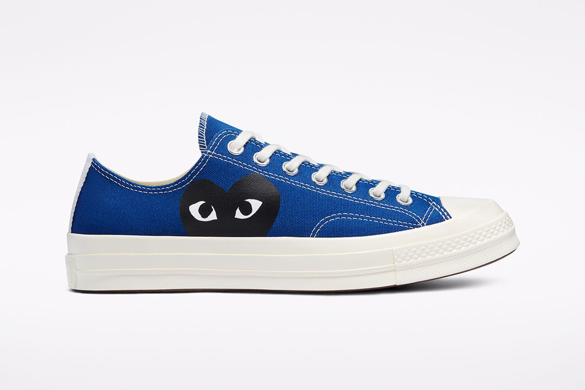 CdG PLAY Is Dropping Some New Chucks We Actually Want to Wear 40