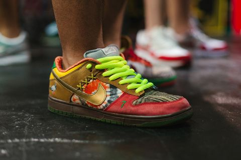 og nike sb dunk low resell value increase