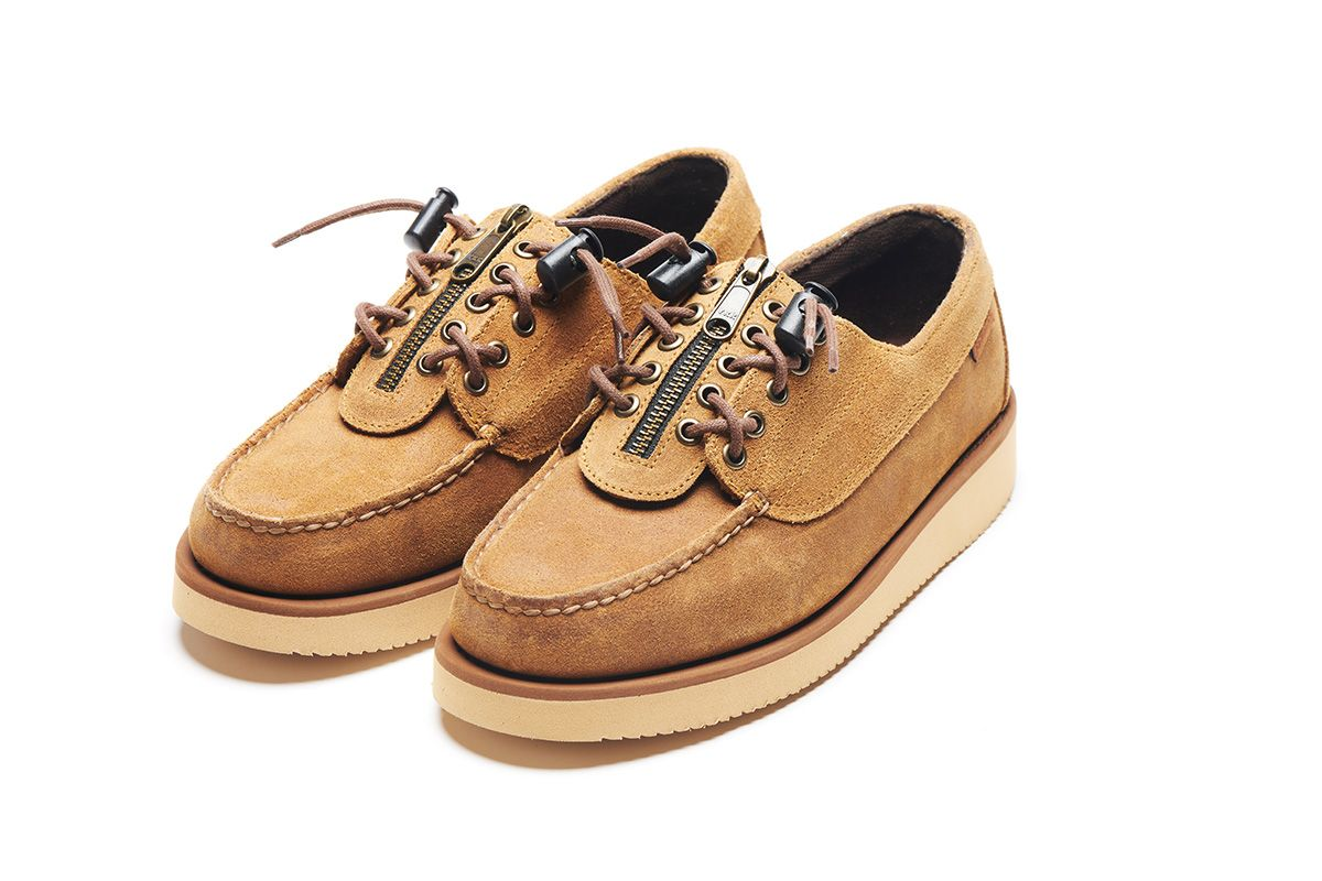 Engineered Garments x Sebago Gives the Boat Shoe the Update We've Been Waiting For 17