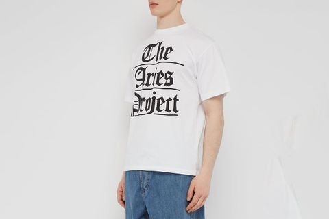 Project Print Cotton T-Shirt