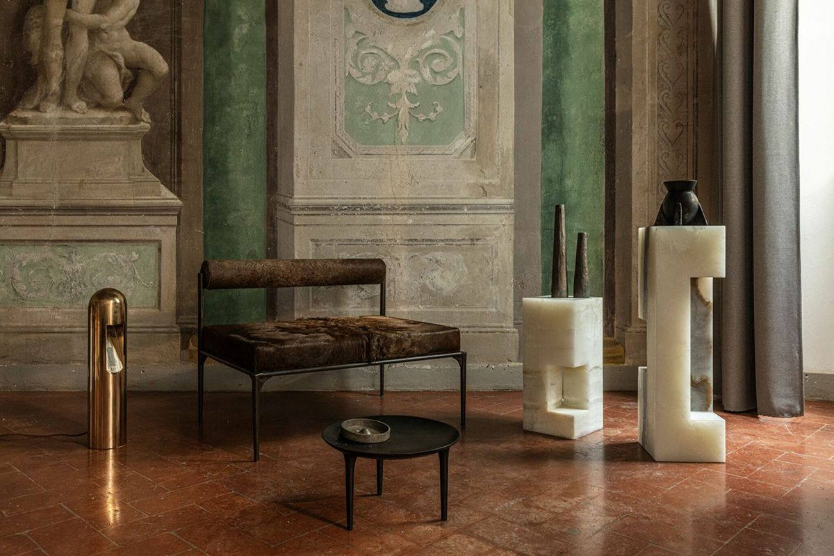 Italian Artists Are Following in Rick Owens' Furniture Footsteps
