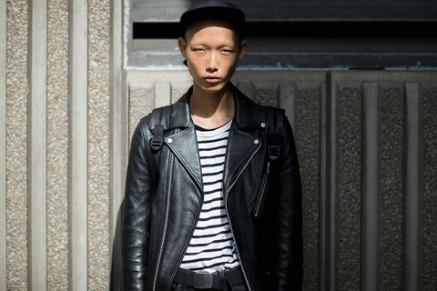 leather jacket buy main Check Before You Buy Rick Owens acne