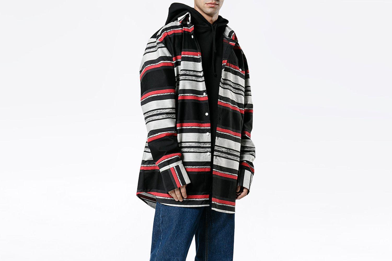 Graphite Stripe Shirt