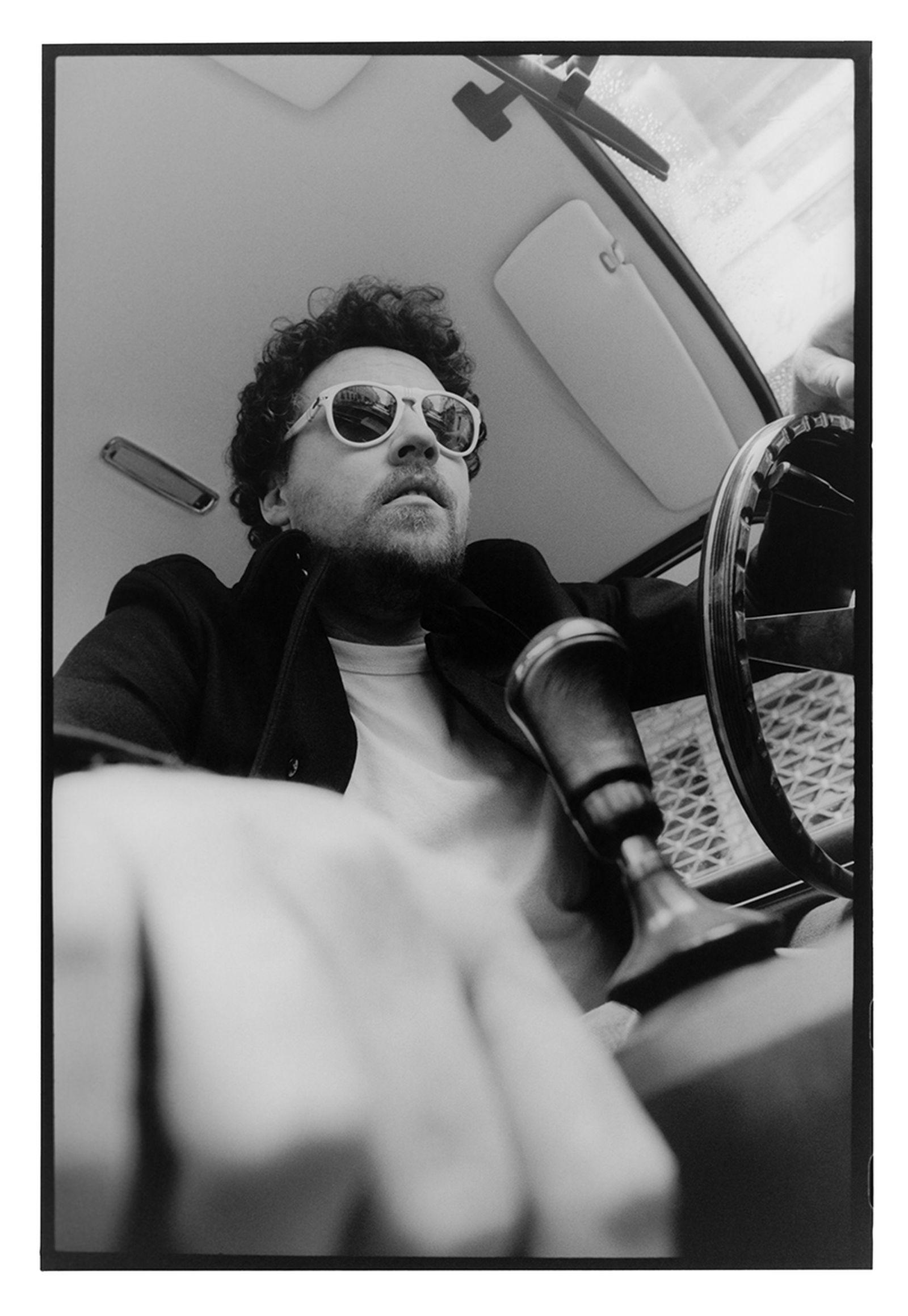 Joseph Mount A.P.C. Persol Sunglasses