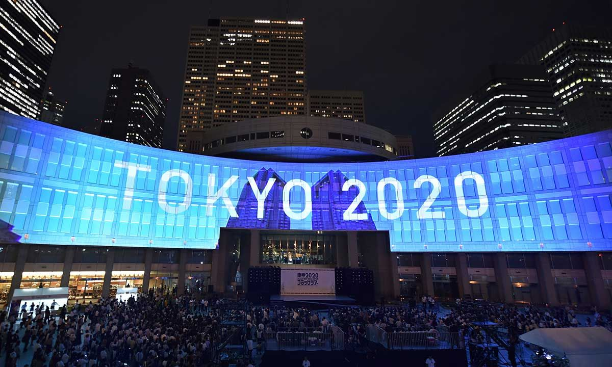 Tokyo 2020 Olympics Reveals First-Ever Animated Pictograms