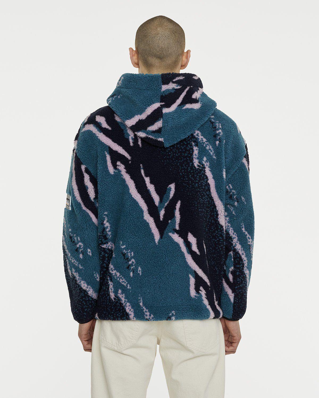 Aries - Oversized Fleece Hoodie Multicolor - Image 6