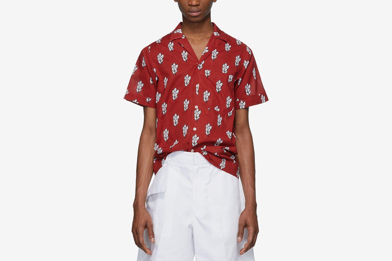 La Chemise Manches Courtes Short Sleeve Shirt