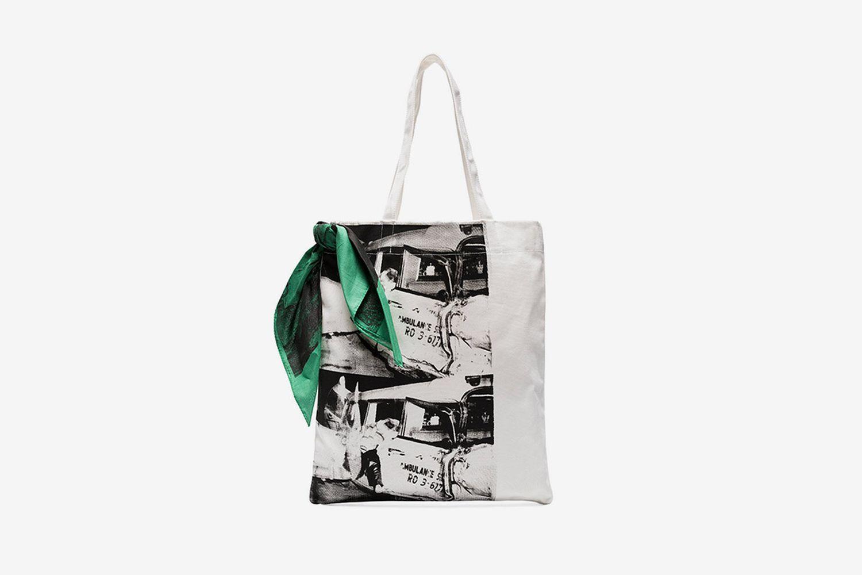 Ambulance Disaster Tote Bag