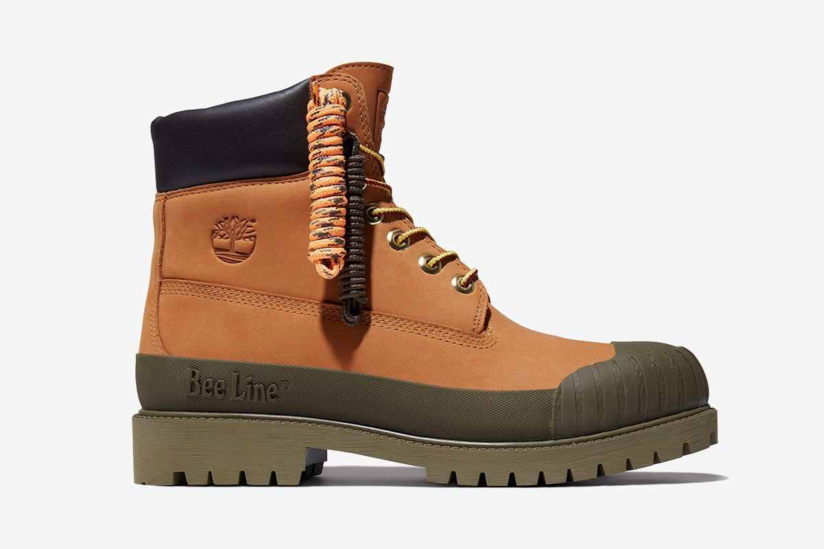 Bee Line Reworks Timberland's Iconic 6-Inch Boot 16