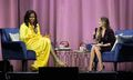 Michelle Obama Stuns With $4,000 Balenciaga Boots on Her Book Tour
