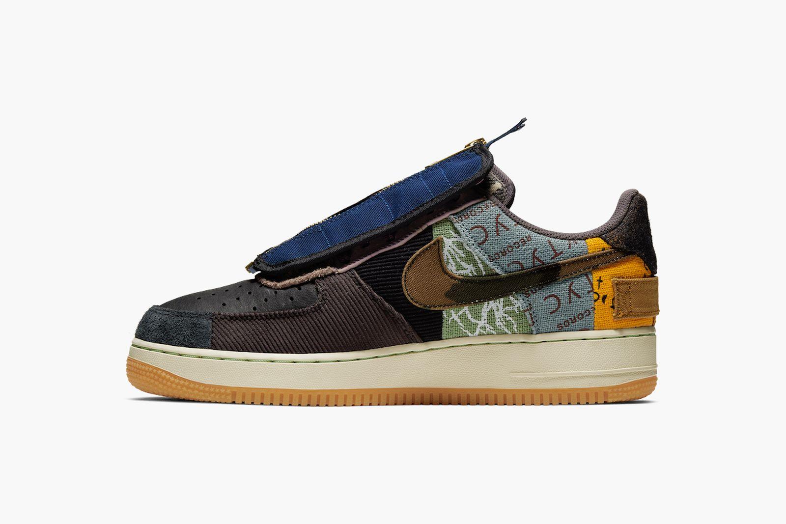 Travis Scott Nike Air Force 1 x Cactus Jack