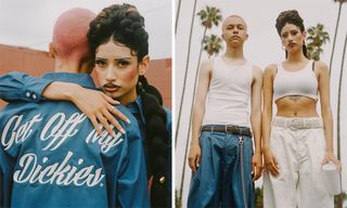 """Union & Dickies Team Up for """"Get Off My Dickies"""" Collection"""