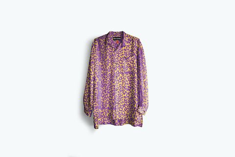 Club Tropo Long Sleeve Shirt