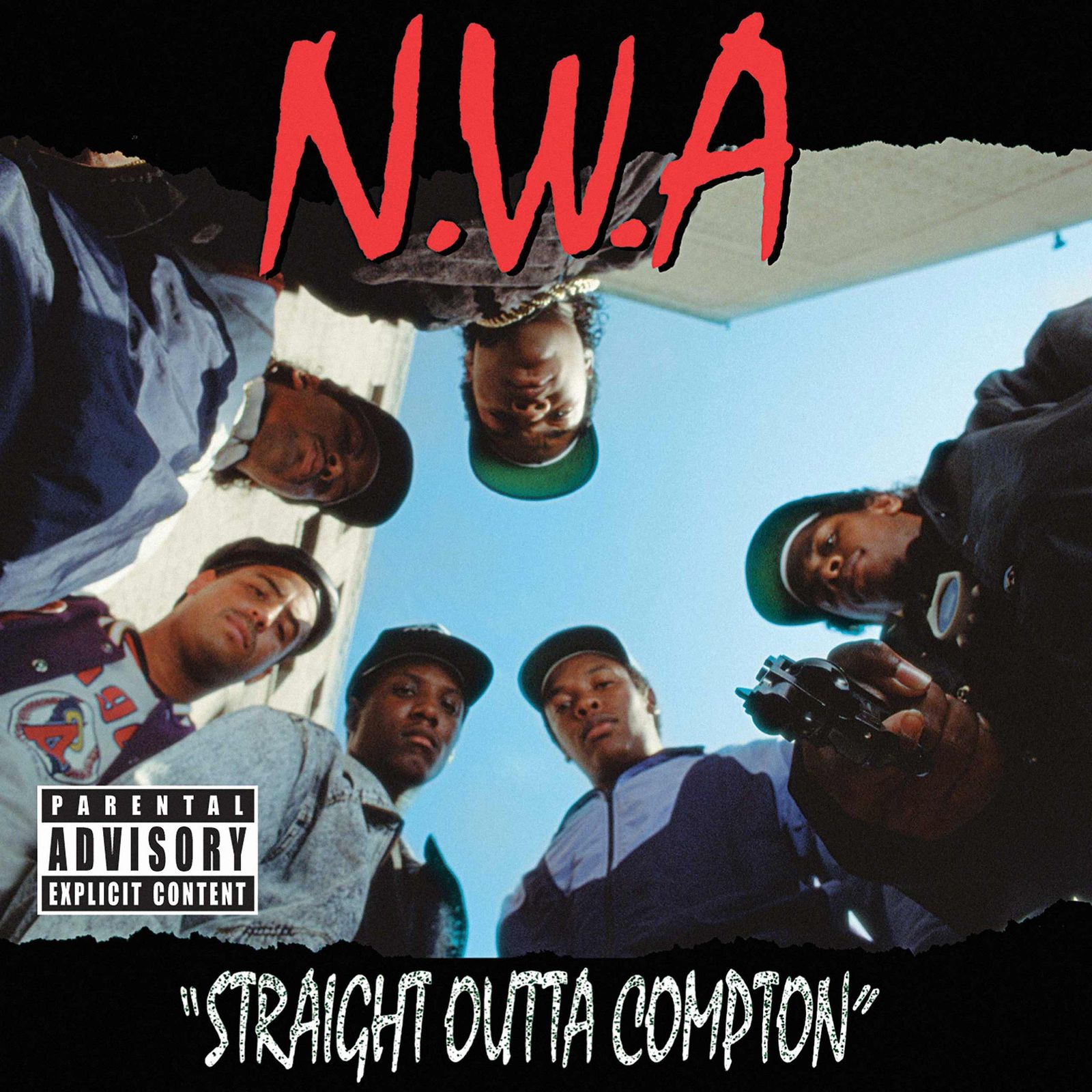 nwa straight outta compton biopic facts N.W.A.