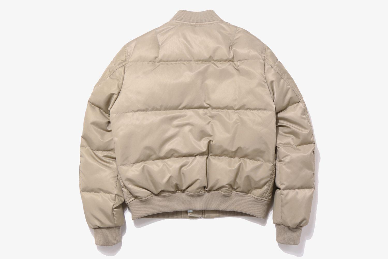 MA-1 Down Jacket