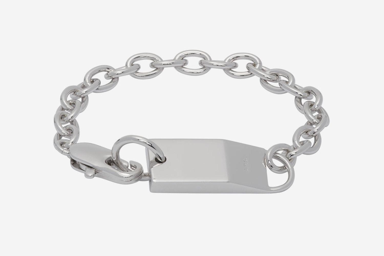 Silver Nolan Bracelet