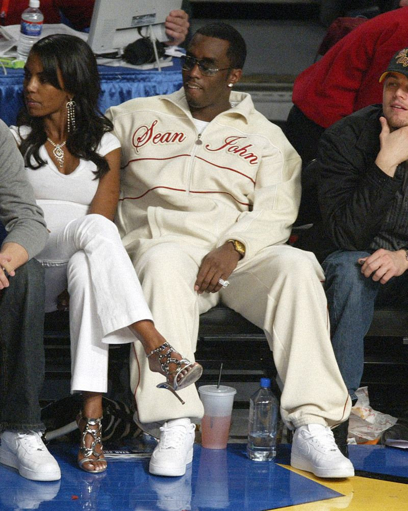 Seven Times Fire Sneakers Showed Up Courtside at the NBA 23