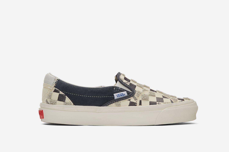 Bricolage Classic Slip-On Sneakers