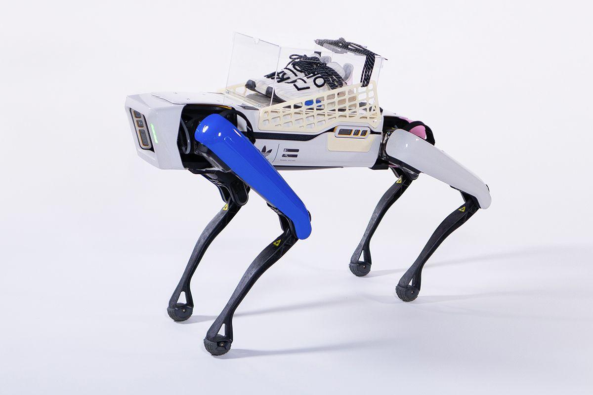 Pharrell's Crazy Robot NMDs Debut an All-New Upper 9