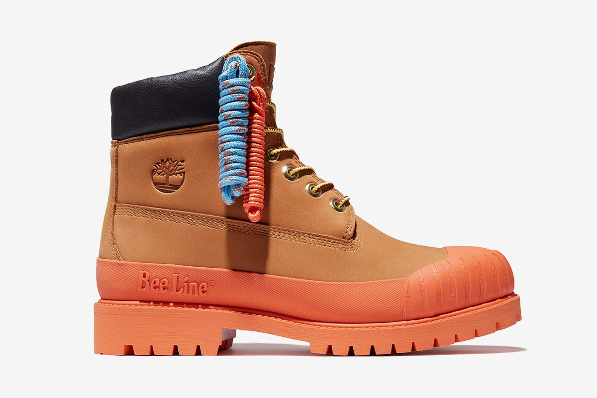 Bee Line Reworks Timberland's Iconic 6-Inch Boot 18