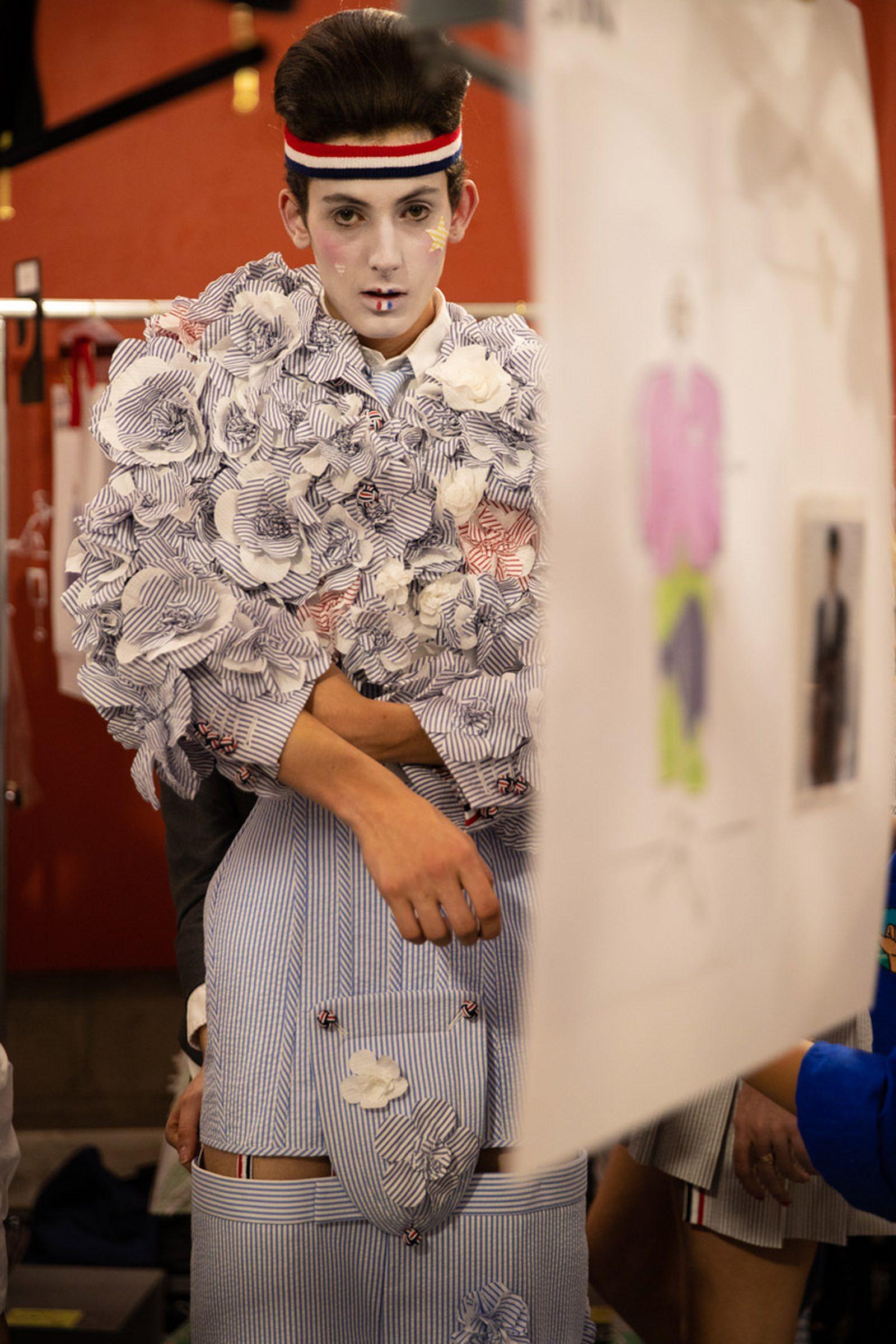 MSS20 Paris Thom Browne Eva Al Desnudo For web 17 paris fashion week runway