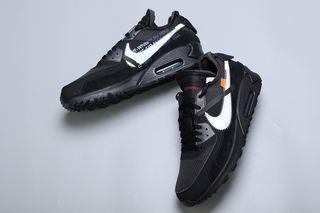 921bbd42aa86 OFF-WHITE x Nike Air Max 90 Black  Release Date