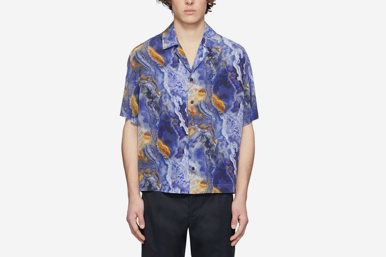 Silk Resort Shirt