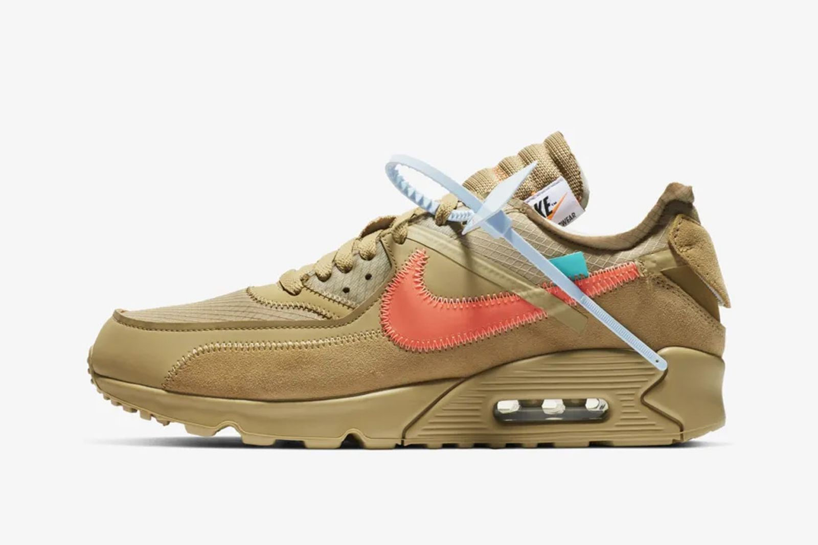 OFF-WHITE x Nike Air Max 90 2019: Where to Buy Today