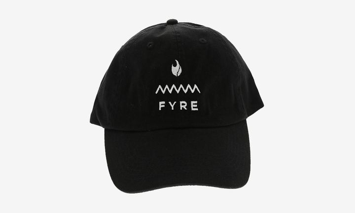 Fyre Fest merch auction
