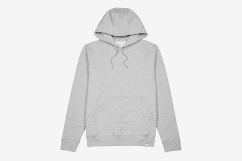Vagn Hooded Cotton Sweatshirt