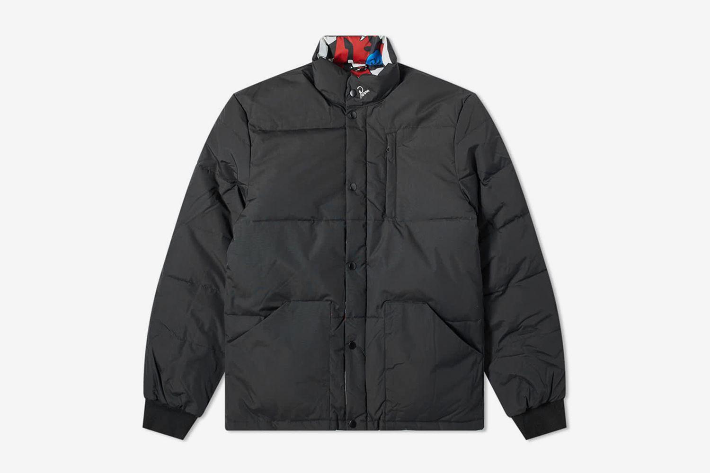 Nerveux Reversible Puffer Jacket