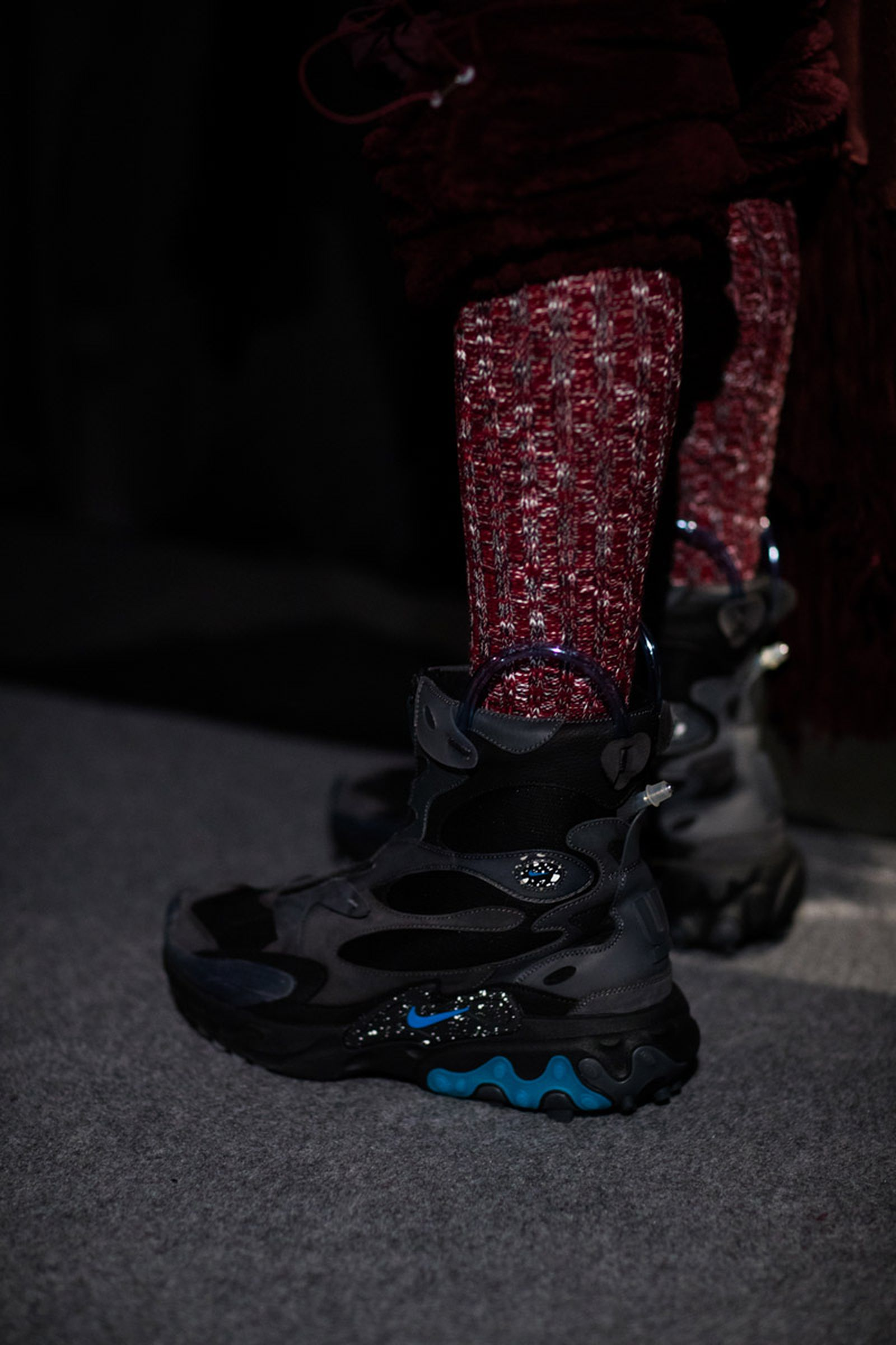 MFW19 Paris Undercover EvaAlDesnudo 09 Nike collaborations pfw19
