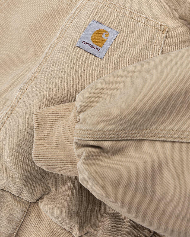 Carhartt WIP – OG Active Jacket Brown - Image 5