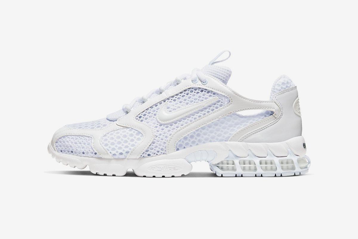 Nike Air Zoom Spiridon Cage 2 Triple White