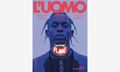 Travis Scott Wears YSL on L'Uomo Vogue's February 2019 Issue