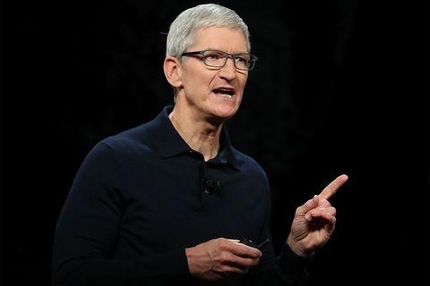 tim cook data privacy law speech apple