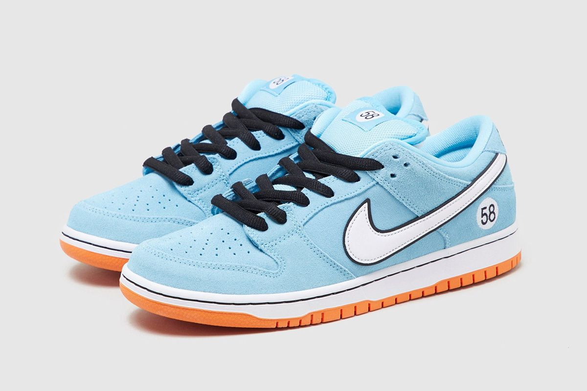 Club 58 Dresses SB Dunks in Blue Suede & Other Sneaker News Worth a Read 34