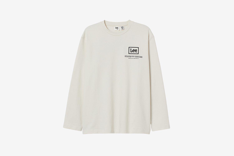 Lee x H&M Long-Sleeve Shirt