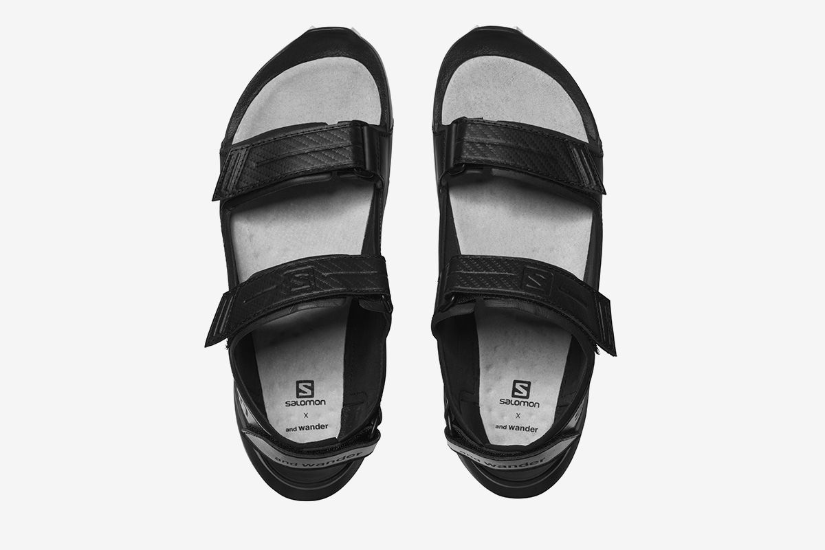 and wander's New Salomon Sandals Can Scale Mountains 42