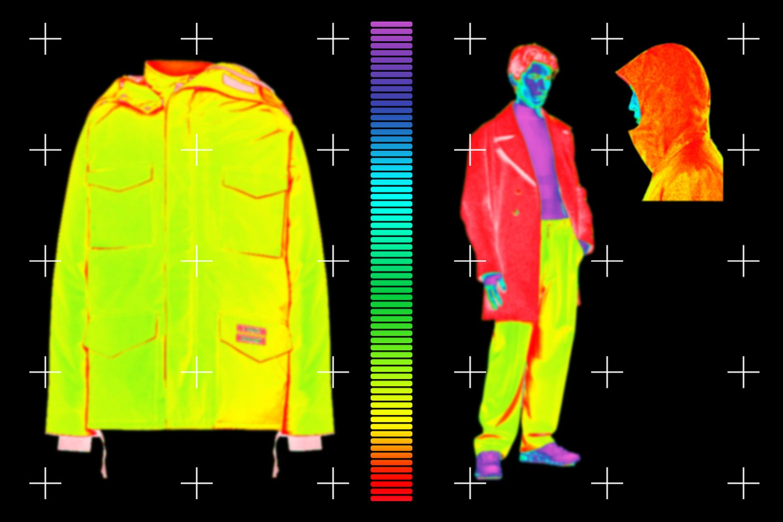best winter coats graphic