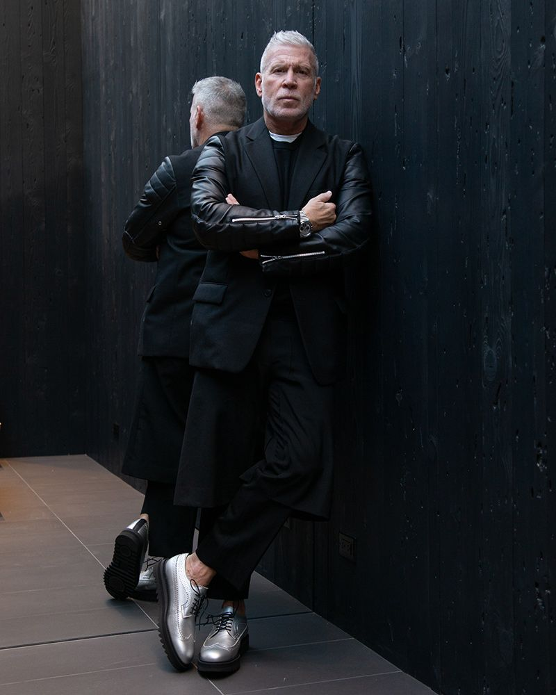 Nick Wooster: Sneaker Culture Is the Most Democratic Subculture in Fashion 14