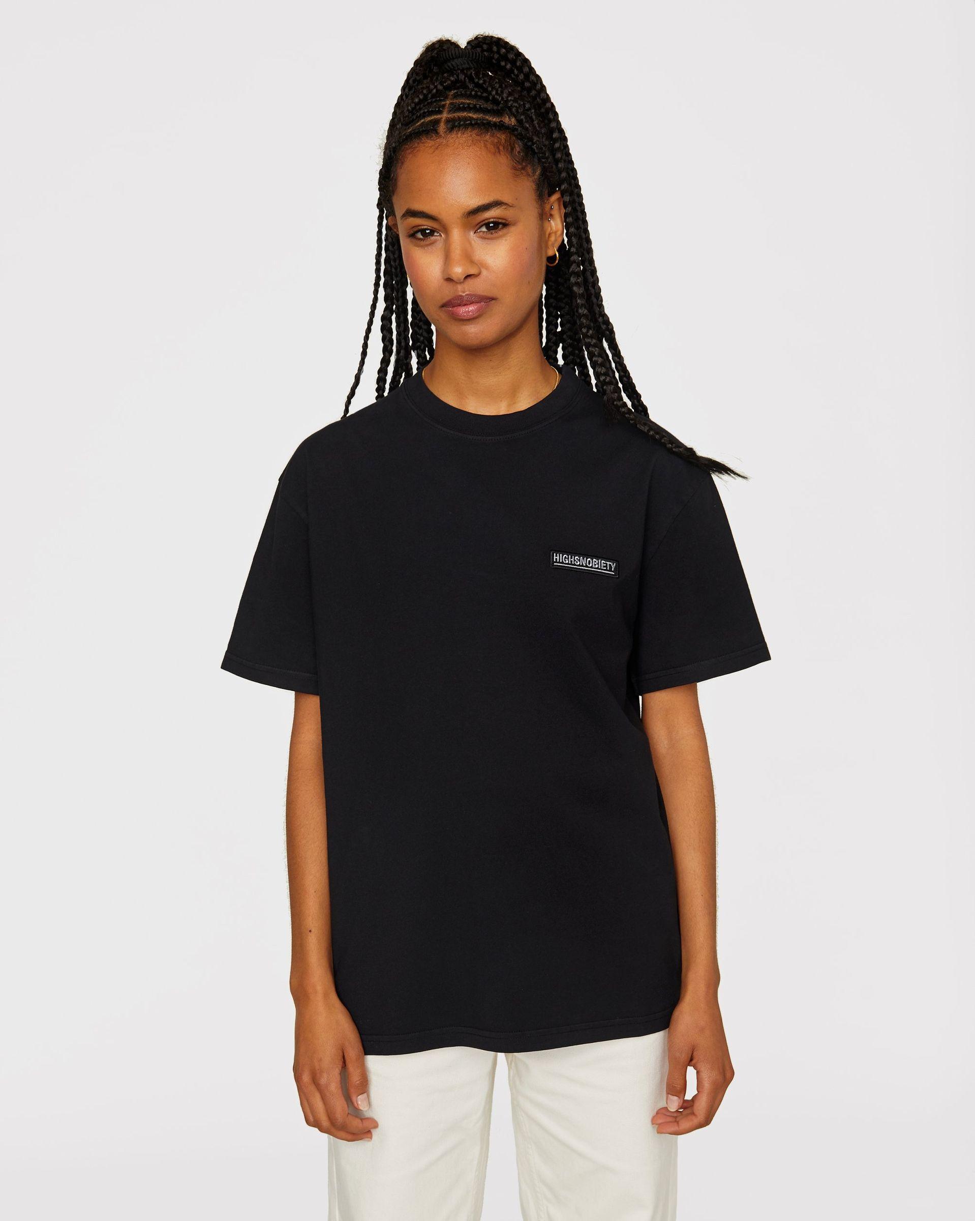 Highsnobiety Staples - T-Shirt Black - Image 6