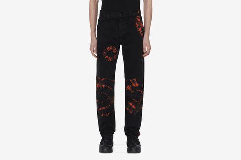Lilly Tie Dye Jeans