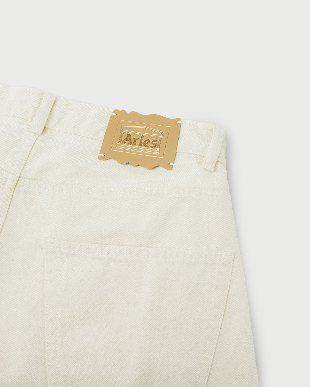 Aries — Batten Jeans Ecru - Image 4